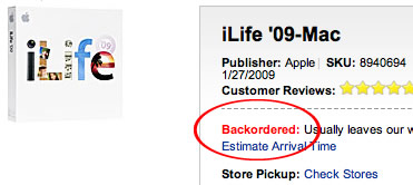 bestbuy ilife09 sold out.jpg